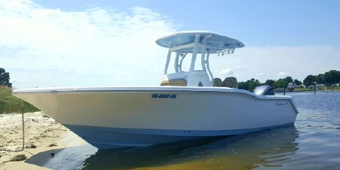 2016 Tidewater Boats 252 Adventure