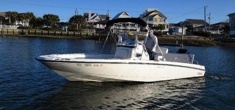 2013 Boston Whaler 230 Dauntless