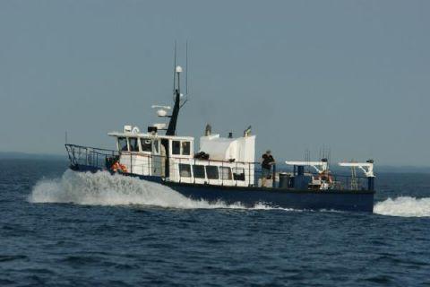 1970 Breaux Crew Boat