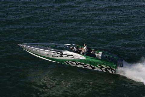 2007 Baja 35 Outlaw