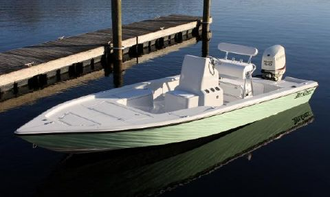 2015 Bay Craft 210 Flats & Bay