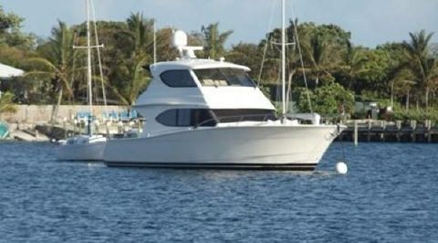 2009 Maritimo Enclosed Flybridge M 48