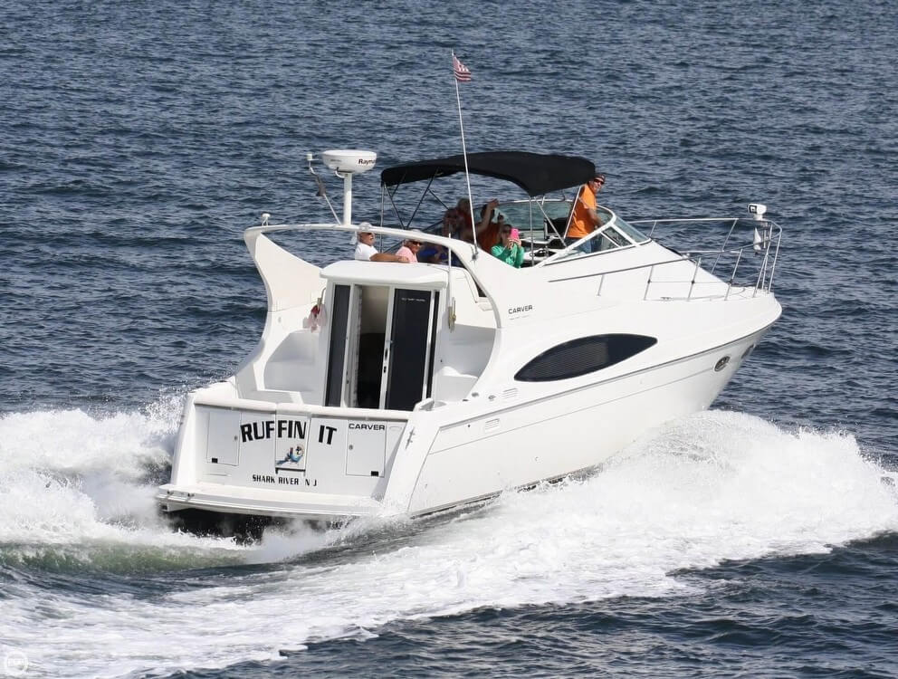 Used 2001 Chris Craft 328 Express Cruiser Peoria Il