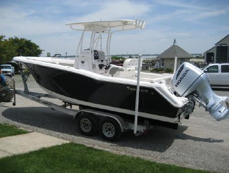 2014 Tidewater Boats 230 Center Console