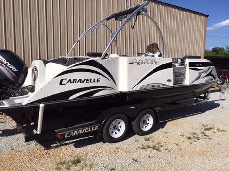 2014 Caravelle Boats 237UU Razor