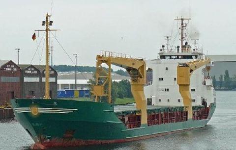 1990 CARGO VESSEL General Cargo Vessel