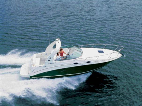 2005 Sea Ray 280 Sundancer Manufacturer Provided Image