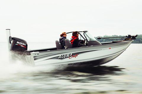 2017 Alumacraft Competitor 175 Sport