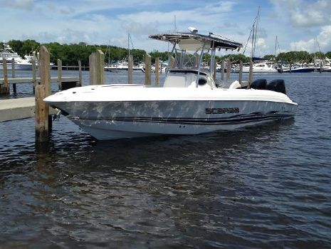 2001 Wellcraft Scarab 29' CCF