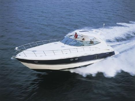 2005 Cruisers Yachts 500 Express Manufacturer Provided Image