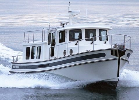 2013 Nordic Tugs 34 Manufacturer Provided Image