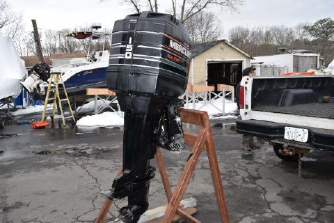 1995 MERCURY 150 HP Outboard