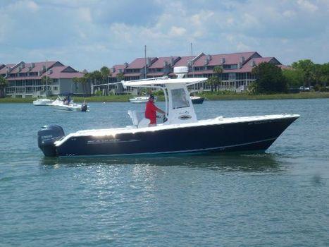 2013 Sea Hunt Gamefish 25 STARBOARD UNDERWAY