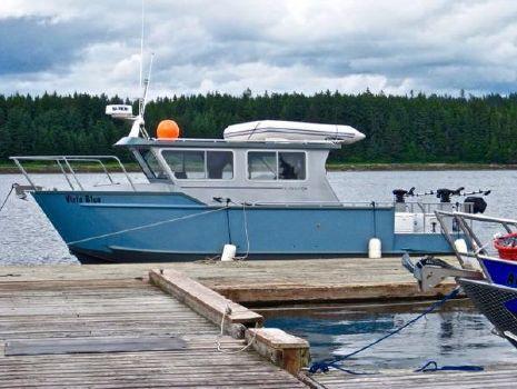 2013 Custom Alaska 27
