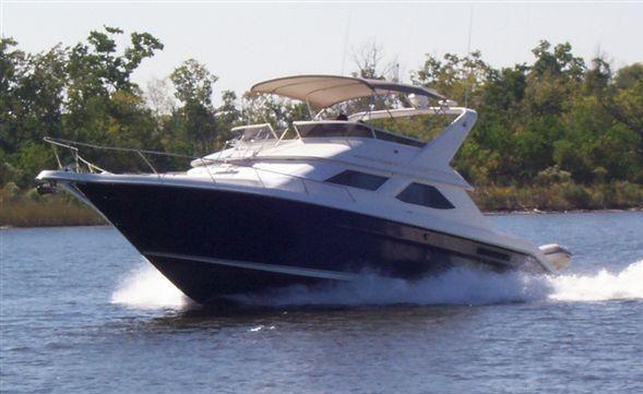1997 Sea Ray Express