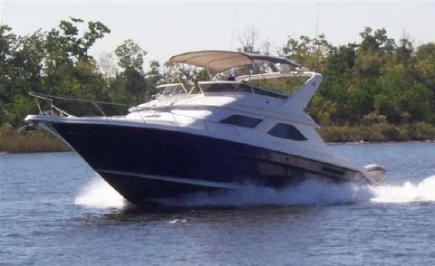 1997 Sea Ray Express Cruiser