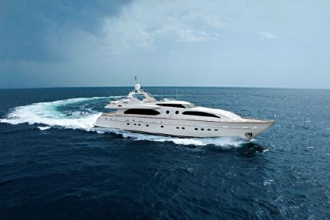 2006 Falcon 115 Motor Yacht (SWJ) Photo 1