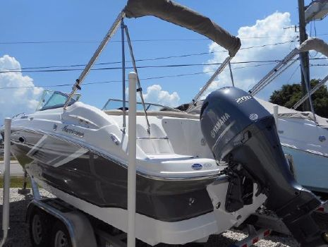 2016 Hurricane SD2200 DC O/B