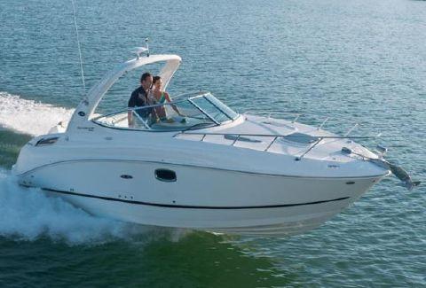2011 Sea Ray 260 Sundancer Manufacturer Provided Image