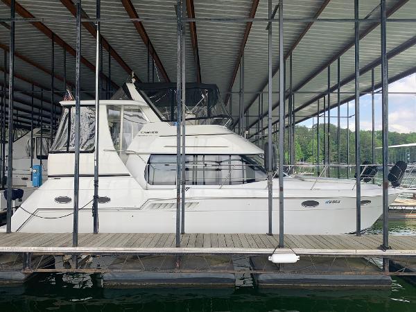 1999 carver 356 aft cabin motoryacht