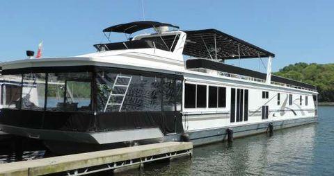 2001 Fantasy Houseboat 19X102