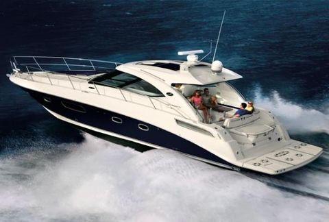 2011 Sea Ray 470 Sundancer Manufacturer Provided Image