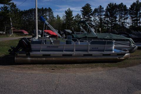 1988 Grumman 24' Cruising pontoon