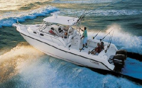 2005 Boston Whaler 305 Conquest Manufacturer Provided Image