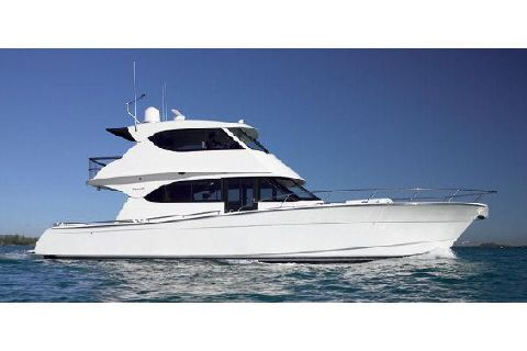 2010 Maritimo 52 Cruising Motoryacht Manufacturer Provided Image
