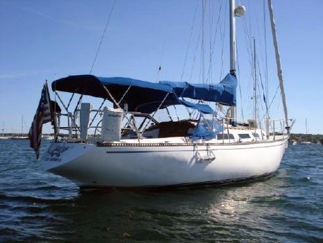 1982 Catalina 38 Sister Ship