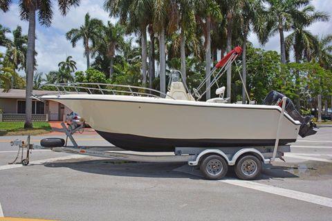2005 Key West open fisherman 22.5