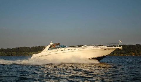 1998 Sea Ray 500 DA Sundancer