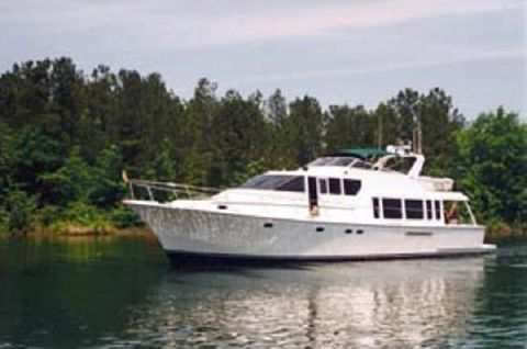 1999 Pacific Mariner Pilothouse Motor Yacht