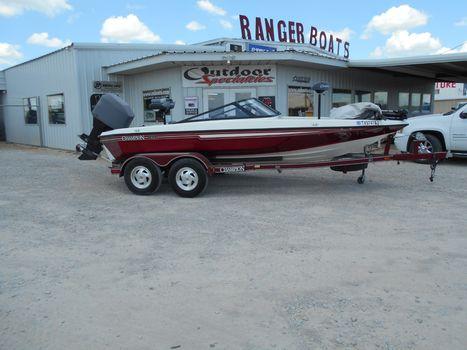 2001 Champion Boats 190 Fishing