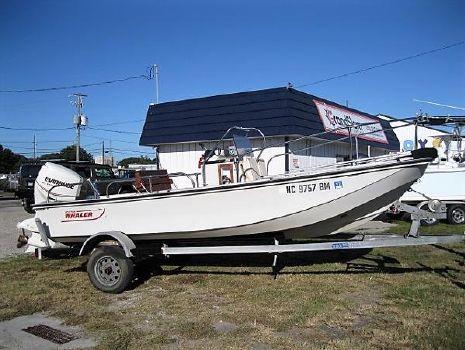 1988 Boston Whaler 17 Montauk