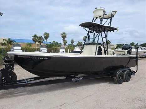 2008 Canyon Bay Bay Boat 2475