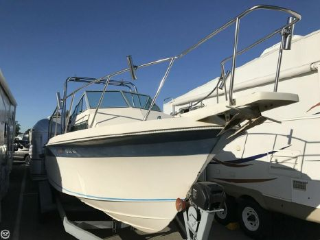 Page Of Wellcraft Sportsman Boats For Sale BoatTradercom - Blue fin boat decalsblue fin sportsman need some advice pageiboats
