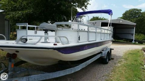 2006 Playcraft Deck Cruiser 24 2006 Playcraft Deck Cruiser 24 for sale in Kingston, OK