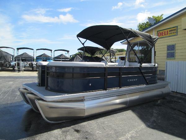New 2020 Crest 200 Classic Lx Sanford Fl 32771 Boat Trader