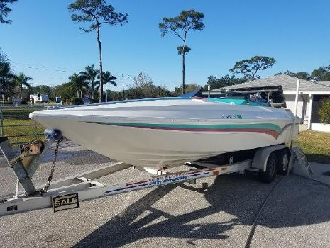 1994 CHALLENGER BOATS 24SS