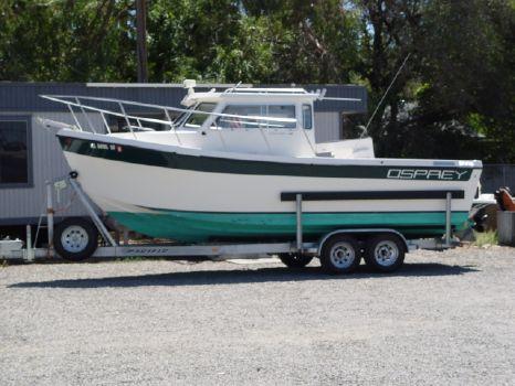 1998 Osprey 24 Fisherman