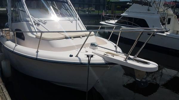 Check out this 2006 GRADY - WHITE Sailfish 282 on Boattrader com