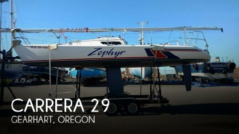 1993 Carrera Boats 29 1993 Carrera 29 for sale in Gearhart, OR