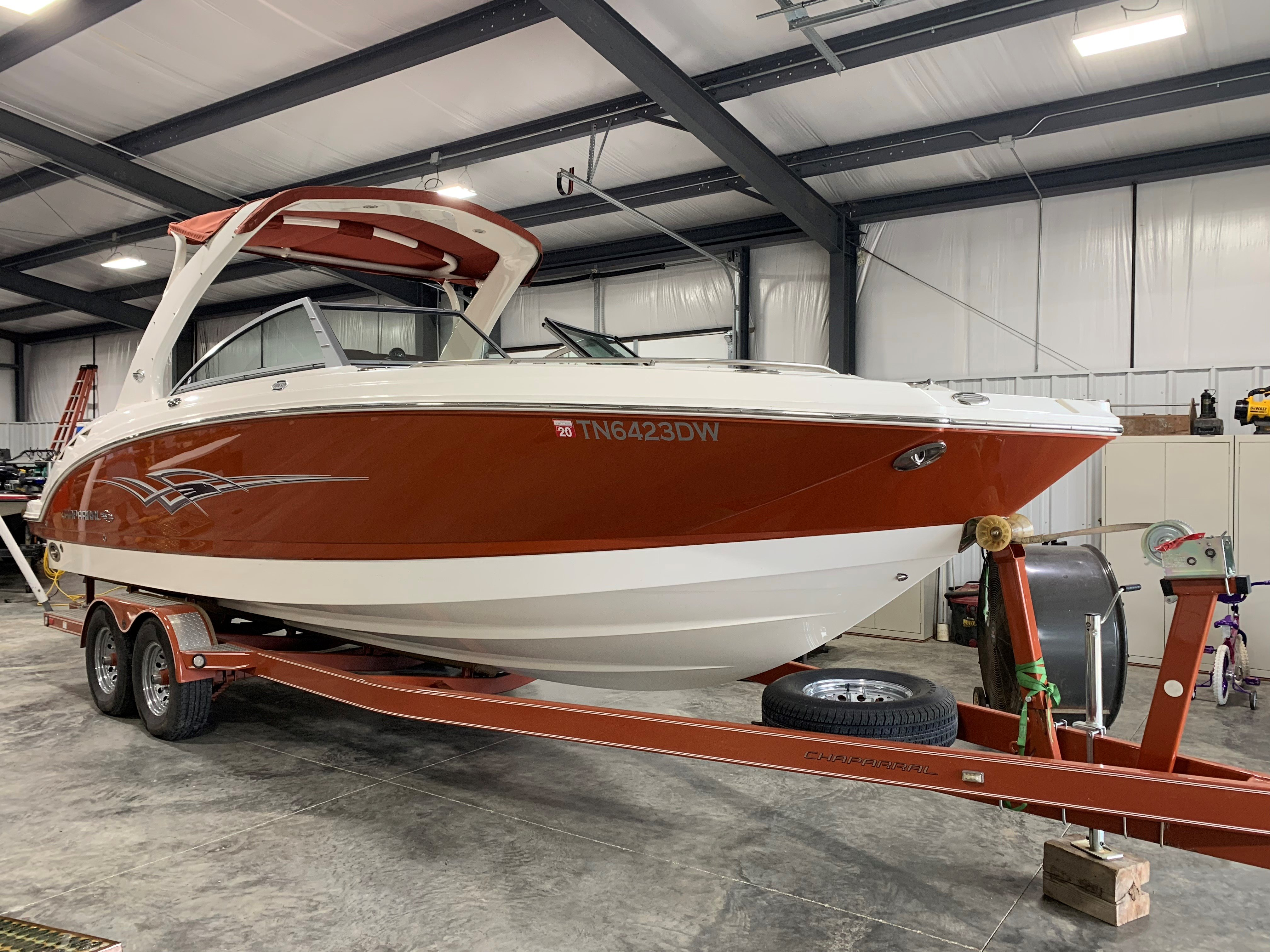 Check out this 2008 CHAPARRAL 284 Sunesta on Boattrader com