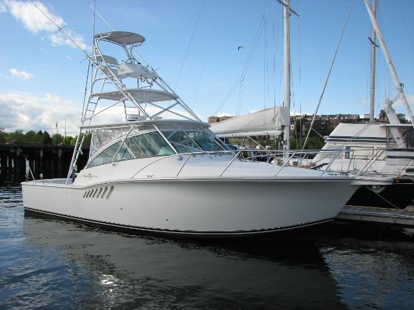 2012 Albemarle 360 Express Fisherman