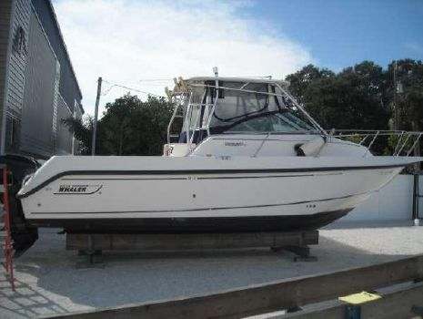 2000 Boston Whaler 285 Conquest Sister Ship
