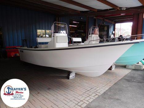 2017 May-craft 1800 Skiff