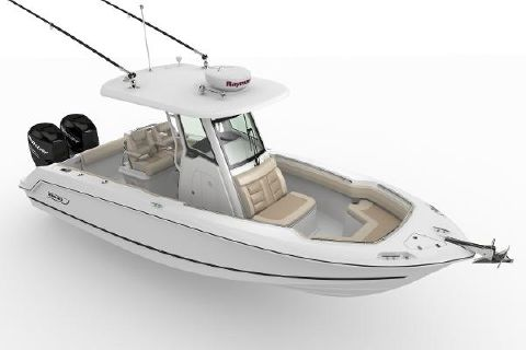 2016 Boston Whaler 250 Outrage Manufacturer Provided Image