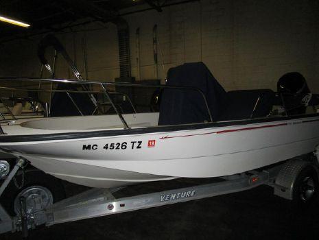 2007 Boston Whaler 170 Montauk