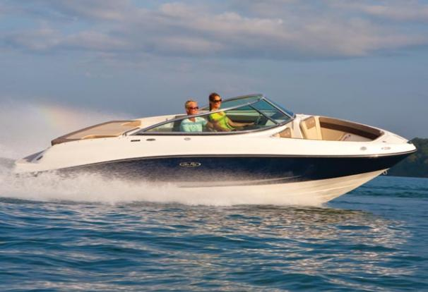 2012 Sea Ray 210 SLX Manufacturer Provided Image